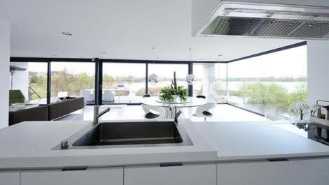 De schitterende design villa van dj hardwell lifestyle nwslifestyle nws - Interieur eigentijds design huis ...