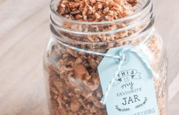 Gezonde suikervrije cruesli