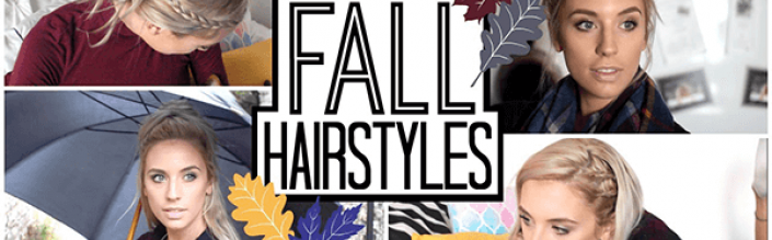 4 sophisticated fall hairstyles