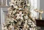 Luxe kerstboom inspiratie