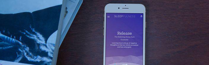 Sleepfulness: de slaap-app die het anders aanpakt