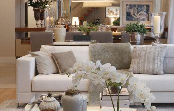 Luxe orchidee decoratie