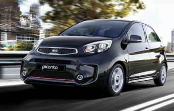 Kia Picanto: Lifestyle NWS Business Lady Proof!