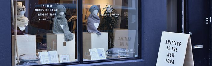 Weekendtip: pop-up store Granny's Finest in hartje Amsterdam