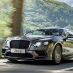 Extreemste Bentley ooit: de Bentley Continental GT Supersports