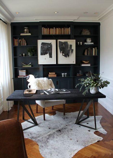 20 x inspiratie voor je thuiskantoor lifestyle nwslifestyle nws - Thuis kantoor ...