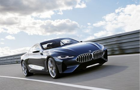 BMW 8-Series Coupé, the empire strikes back!