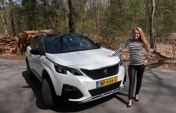 Weekvlog 59: Testing the Peugeot 3008 SUV & mama's b-day!