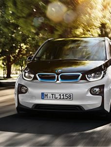 BMW i3 Born Electric