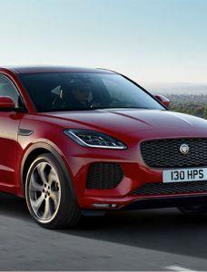 Jaguar E-Pace, de nieuwe compacte SUV