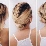 3 zomerhaarstijlen voor korter haar