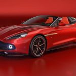 Aston Martin Vanquish Zagato Speedster & Shooting Brake
