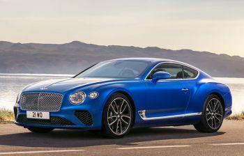 Nieuwe Bentley Continental GT
