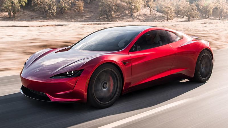 Tesla Roadster, snelste sportwagen ter wereld (?)