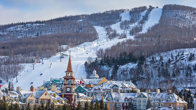 De vijf meest indrukwekkende Canadese skigebieden