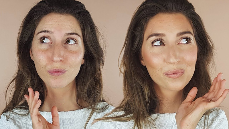 Make-up tutorial: Flawless zonder foundation