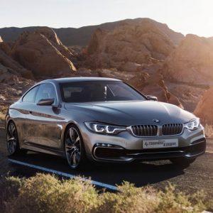 BMW Concept 4 Serie Coupé