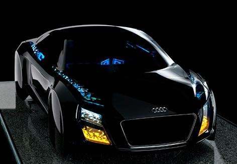 Audi parkeert zichzelf met app
