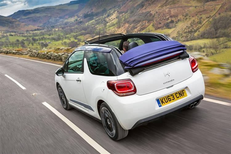 De nieuwe Cabrio van Citroën