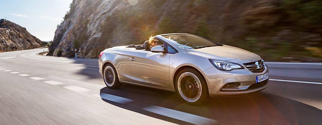 Surprise! Opel Cascada