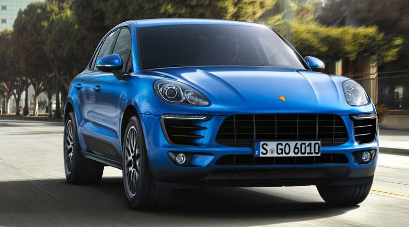 "De Porsche Macan: ""baby-Cayenne"""