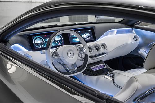 Eyecatcher! De nieuwe Mercedes-Benz S-Klasse Coupé