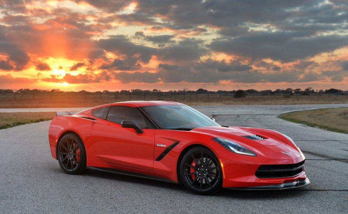 De nieuwe Chevrolet 2014 Corvette Stingray