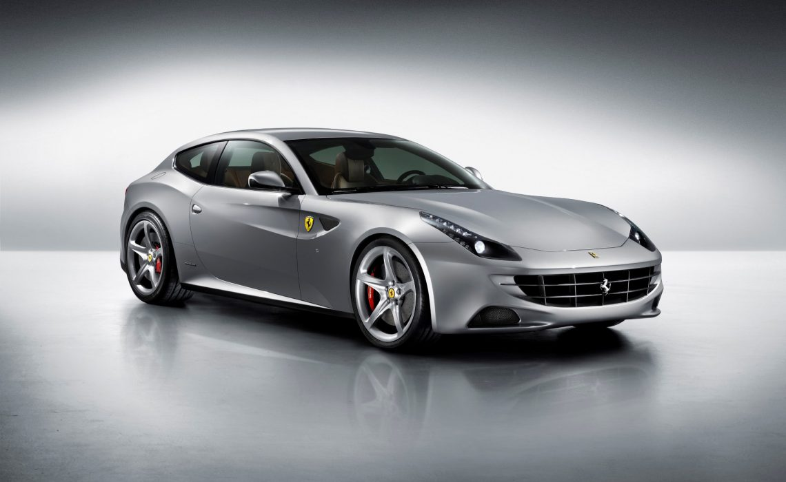 De Ferrari FF: Family Friend