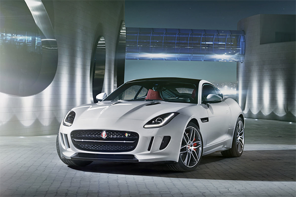 Supercat: Jaguar F-Type Coupé