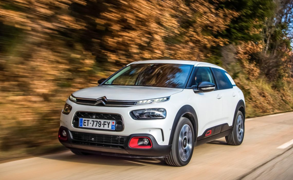 Surprise: Citroën C4 Cactus
