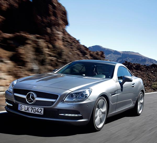 Mercedes-Benz SLK Klasse