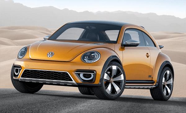 Volkswagen Beetle, still unbeetable