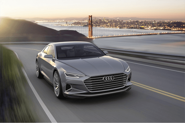 Audi Prologue, the future looks bright!
