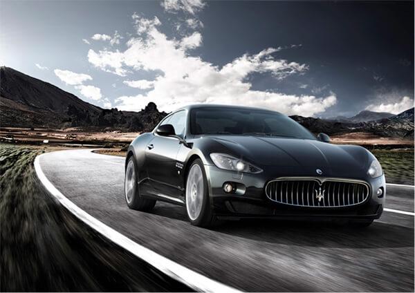 Maserati GranTurismo, una bella macchina!