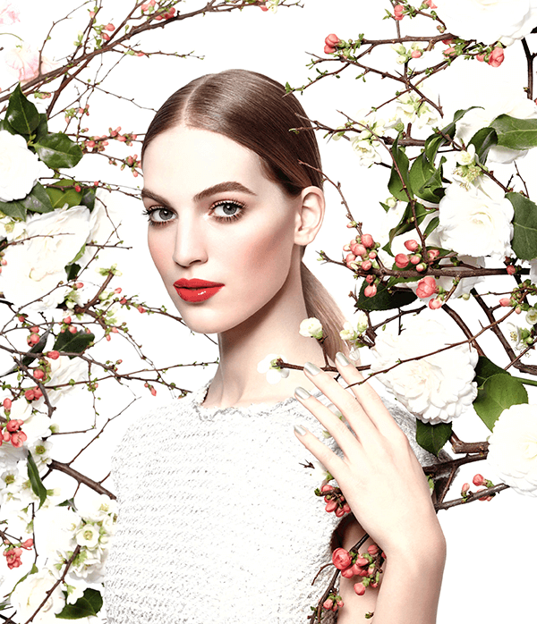Chanel make-up collection spring 2015