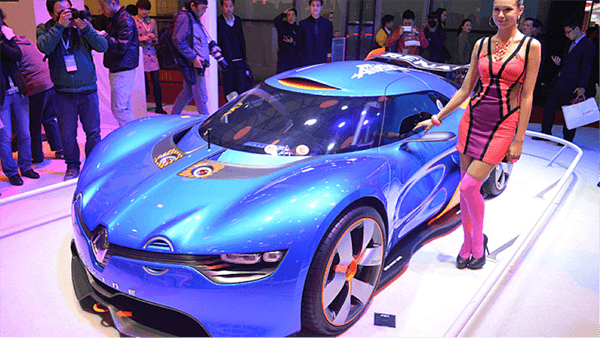 Alpine by Renault