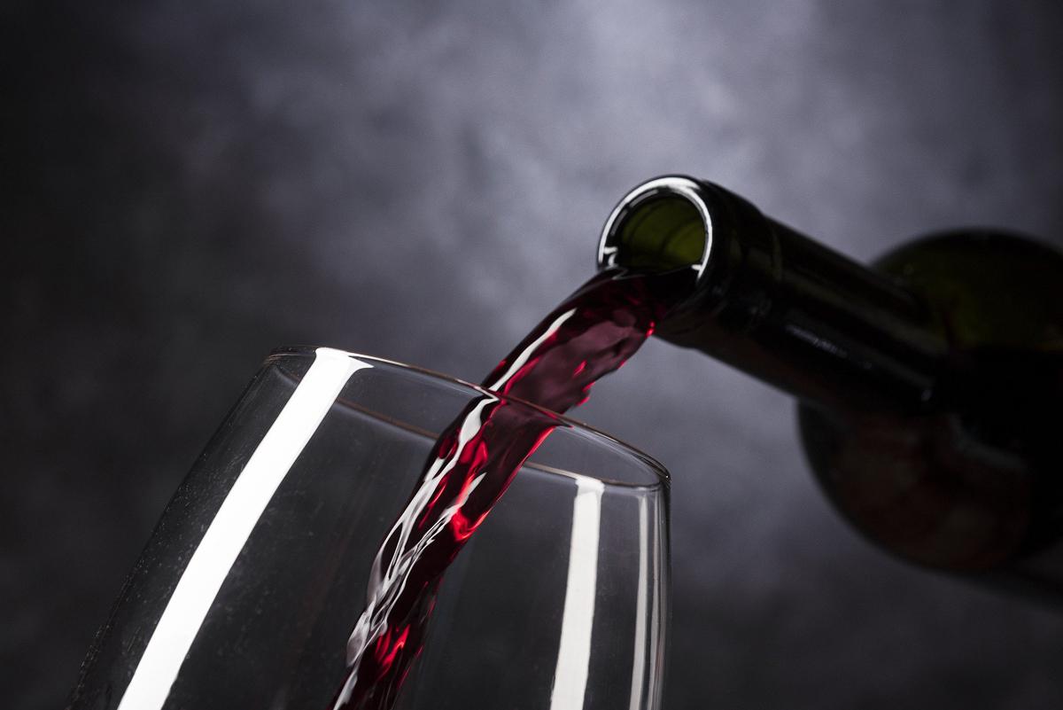 wijn temperatuur