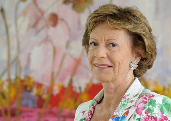 Lifestyle NWS Business Lady: Neelie Kroes
