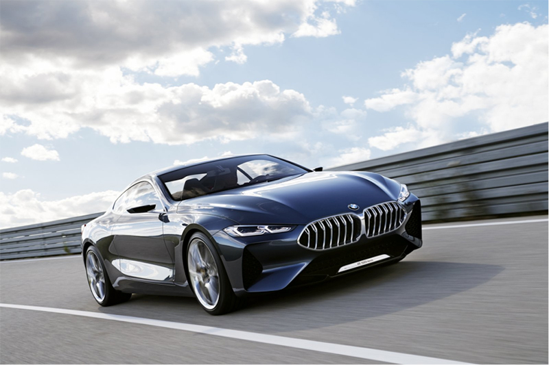 BMW 8-Series Coupé, the empire strikes back!