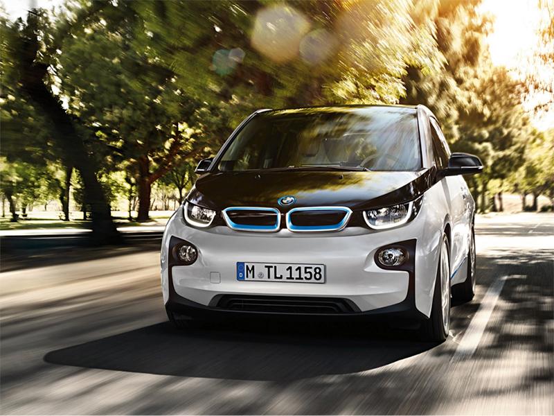BMW i3 Born Electric