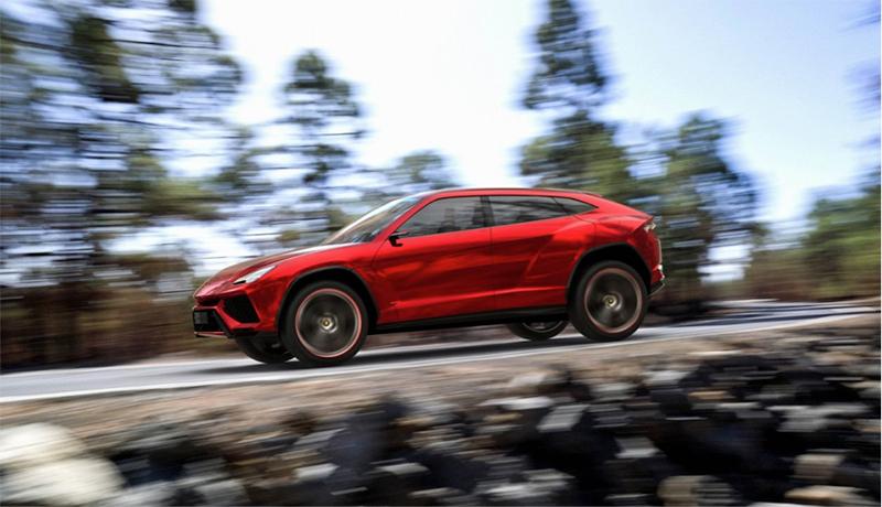 Lamborghini Urus; de snelste en krachtigste SUV ter wereld