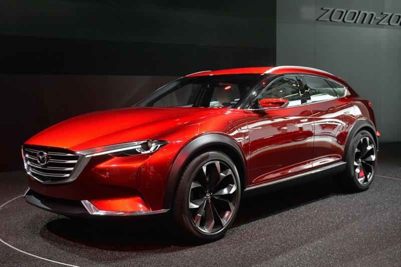 Mazda CX-6 - Lifestyle NWS