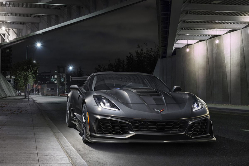 Chevrolet Corvette 2019 ZR1