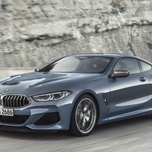 BMW 8-Series Coupé
