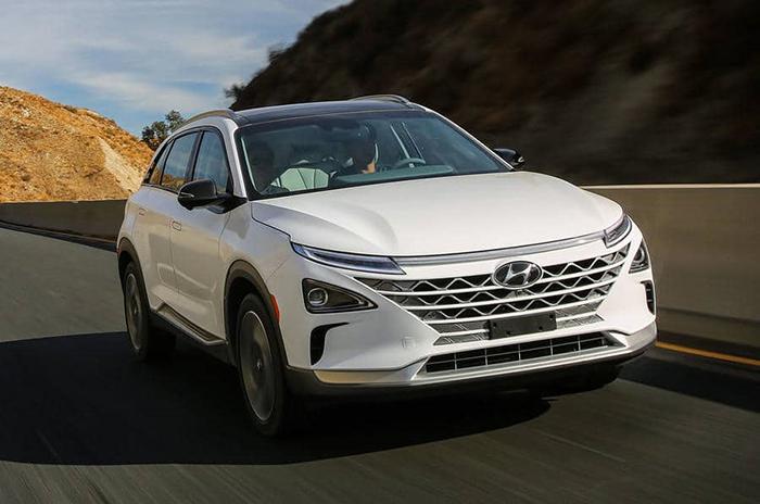 Hyundai NEXO