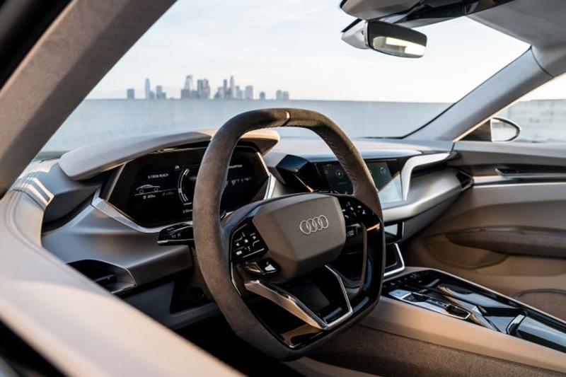 Audi E Tron Gt Lifestyle Nws