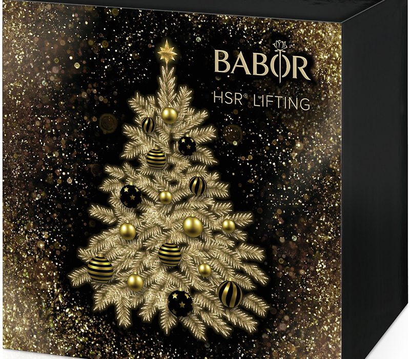 BABOR lanceert twee exclusieve X-mas edities