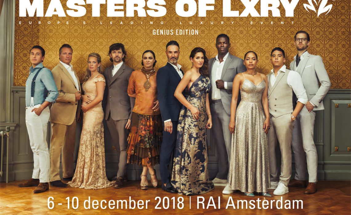 MASTERS OF LXRY 2018