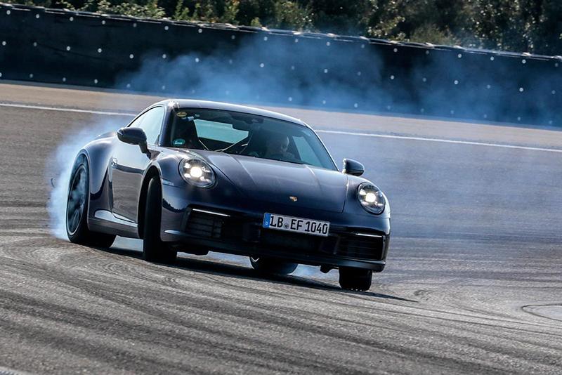 Porsche 911 Generatie 8