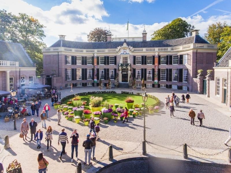 Paasweekend tip: luxe Exclusive Spring Fair in Kasteel Groeneveld